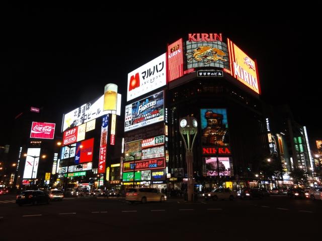 札幌すすきのイメージ