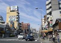 関内・曙町風俗街