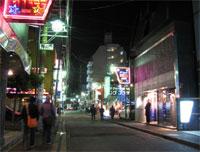 川崎堀之内風俗街