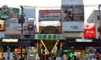 堺東駅西口前