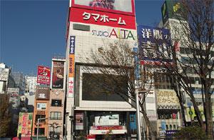 新宿風俗街