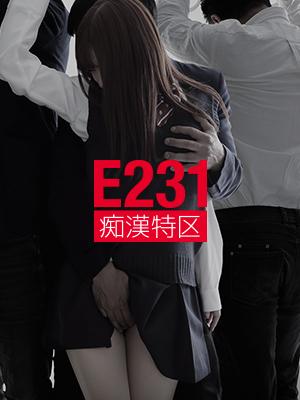 E231痴漢特区
